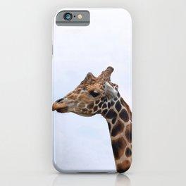 Photo 106 Giraffe iPhone Case