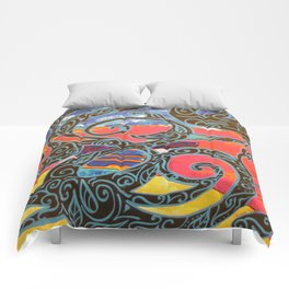BARQUES ENLACEES Comforters