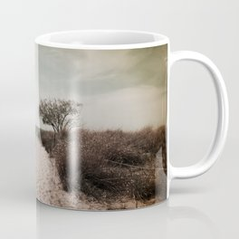 Beach Path Coffee Mug