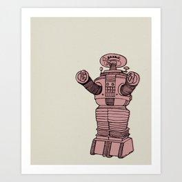 B9 Art Print