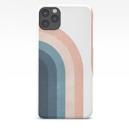 70s Rainbow iPhone Case
