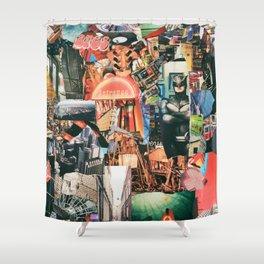 SF Shower Curtain