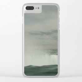 Horseshoe Falls Clear iPhone Case