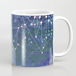 Stellar Tree Town Coffee Mug