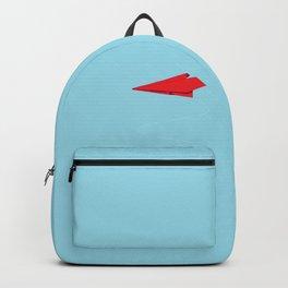 Paper plane Backpack
