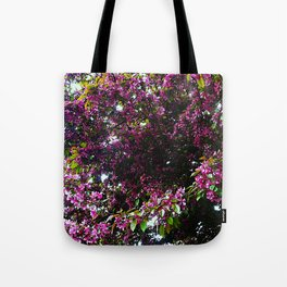 Spring Idyll Tote Bag