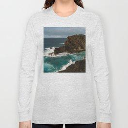 Oahu Hawaii Long Sleeve T-shirt