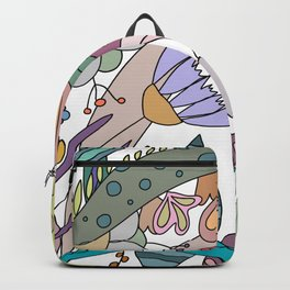 Fantasy Garden Backpack