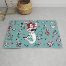 Molly Mermaid Rug