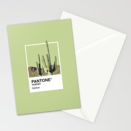 Pantone Series – Cactus Stationery Cards