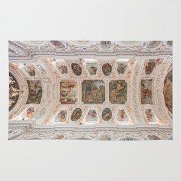 Waldsassen Basilica Ceiling (Choir) Rug