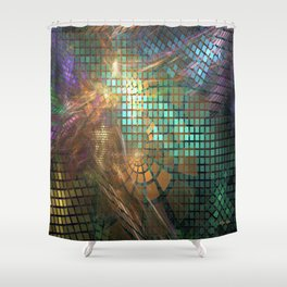 Walking The Gauntlet Shower Curtain