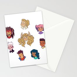She-Ra Charms Stationery Cards