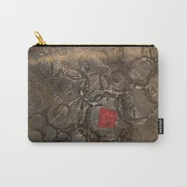 perplexed gold Carry-All Pouch