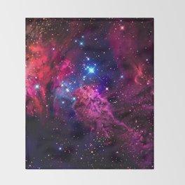 Galaxy! Throw Blanket