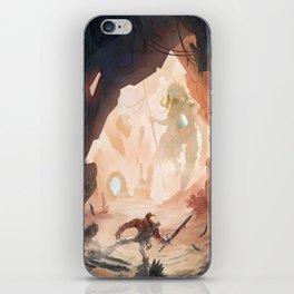 Beyond: Soldier iPhone Skin
