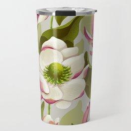 magnolia bloom - daytime version Travel Mug