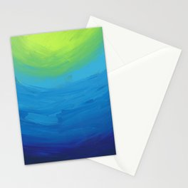 Phosphorescent Stationery Cards