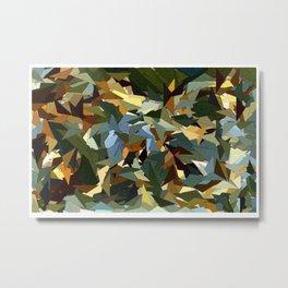 Fantasia Fantasie Color Colors Metal Print