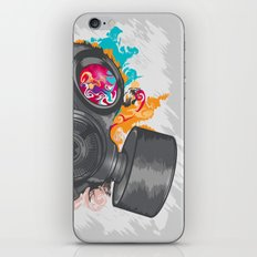 Not Over Yet iPhone & iPod Skin
