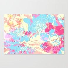 floral 005. Canvas Print