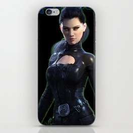 Protected by the Damned iPhone Skin