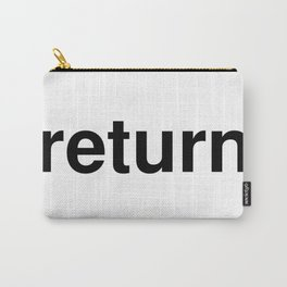 return Carry-All Pouch
