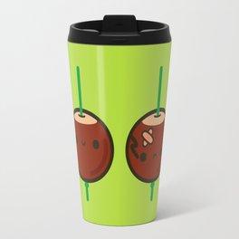 Cutie conkers Travel Mug
