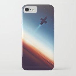 Into Space iPhone Case