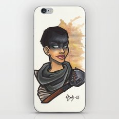 Imperator Furiosa iPhone & iPod Skin