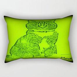 Handsome Devil Rectangular Pillow