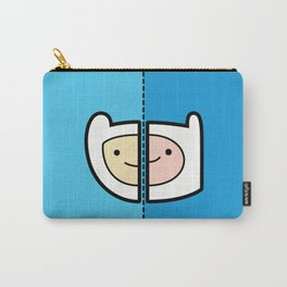 Old & New Finn The Human Carry-All Pouch