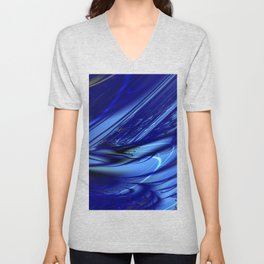 Electric Wind Unisex V-Neck