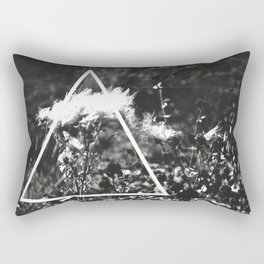 Triangle I Rectangular Pillow