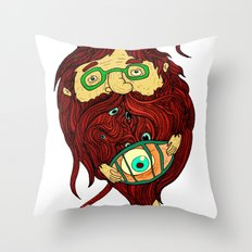 Ginger Toy Throw Pillow