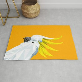 The Cockatoo Rug