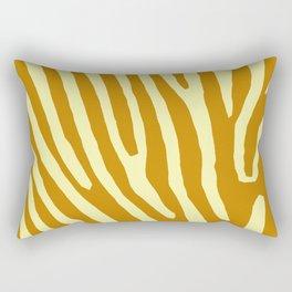 Chocolat Zebra Rectangular Pillow