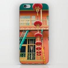 Chinatown II (San Francisco)  iPhone & iPod Skin