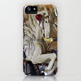 Carousel Belle iPhone Case