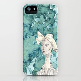 Giambattista Valli 1 iPhone Case