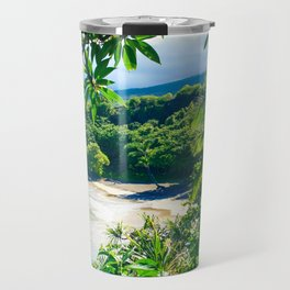 Hamoa Beach Hana Maui Hawaii Travel Mug