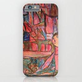 Rhiannon's Lab iPhone Case