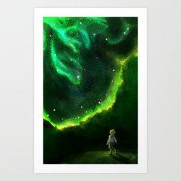 Lost in Space - Pidge Art Print