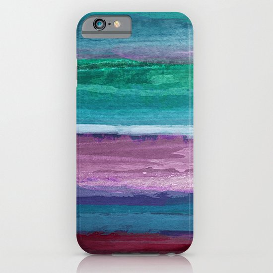 Different Strokes iPhone & iPod Case