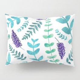 Greenery Pattern II Pillow Sham