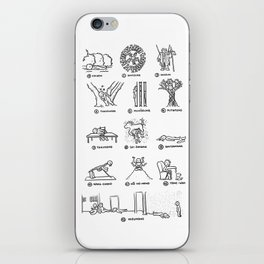 Hannibal - Season 2: Bloodless Edition! iPhone Skin