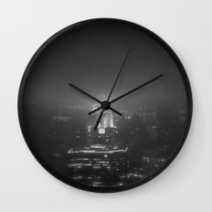 Chrysler Wall Clock