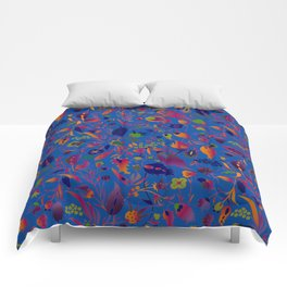 flower of my mind Comforters
