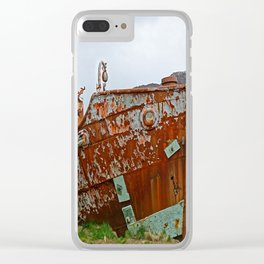 Past its Best Clear iPhone Case