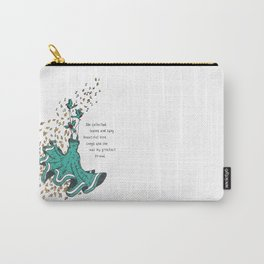 Imaginary Friends Are The Best Friends Carry-All Pouch